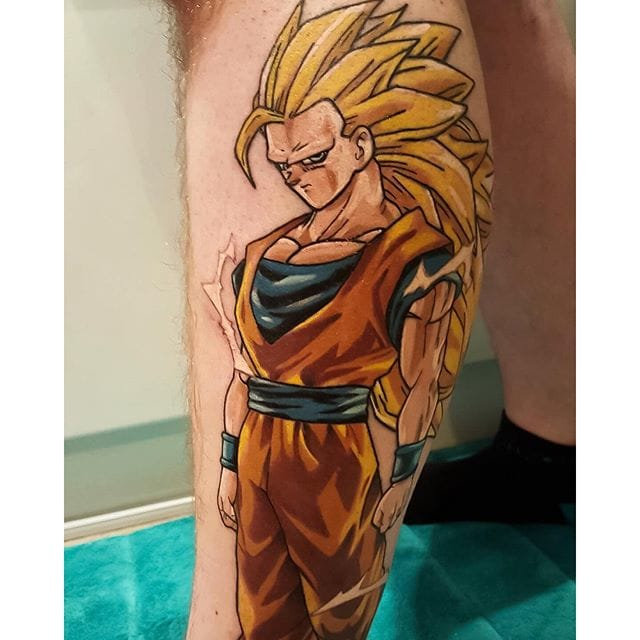 Goku (Super Saiyan) – Dragon Ball Z