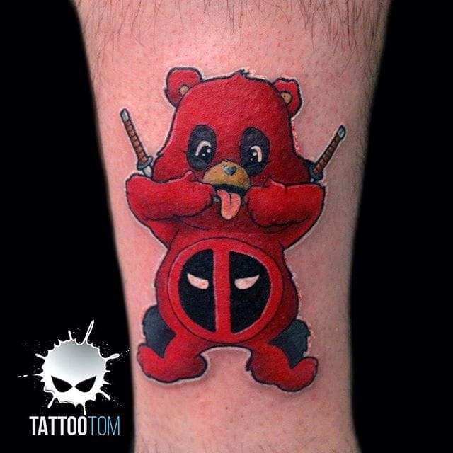 Care Bears x Marvel's Deadpool