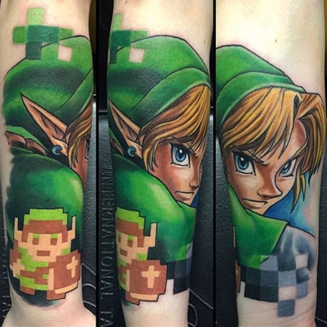 Link – Legend of Zelda