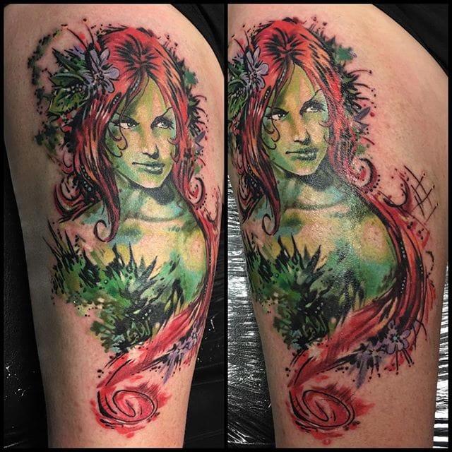 DC's Poison Ivy