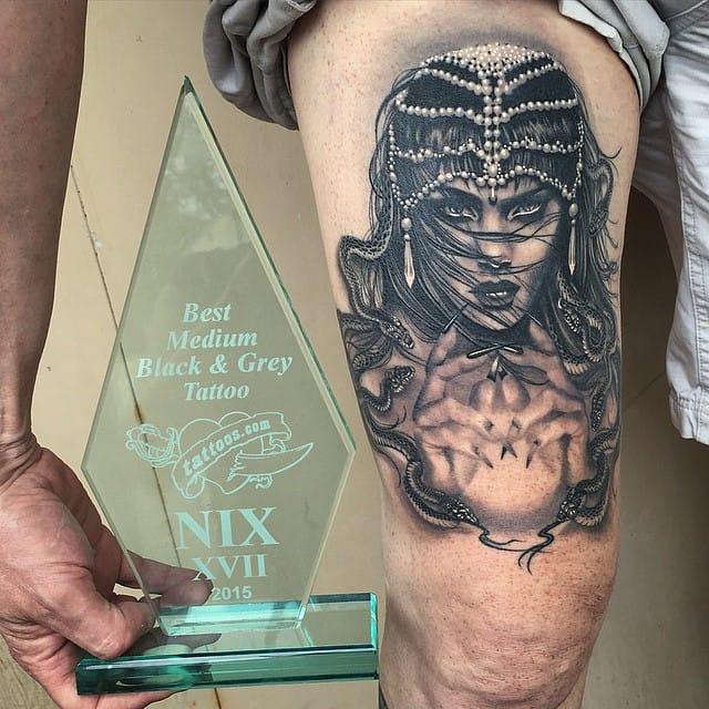 Award Winning piece.