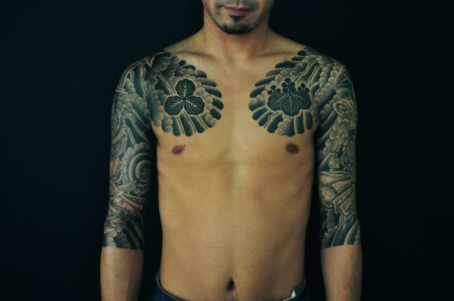 Dark Japanese Tattoo by Ryus Design Tattoo
