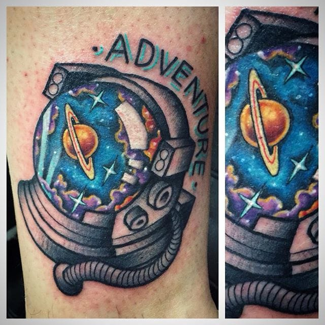 Great Tattoo by Laura Kennedy