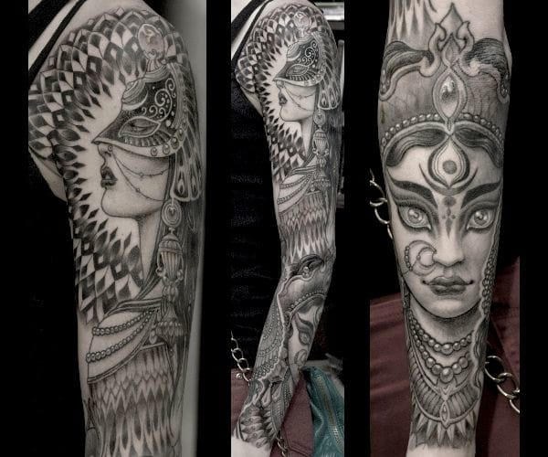 Sexy sleeve by Anderson Luna.