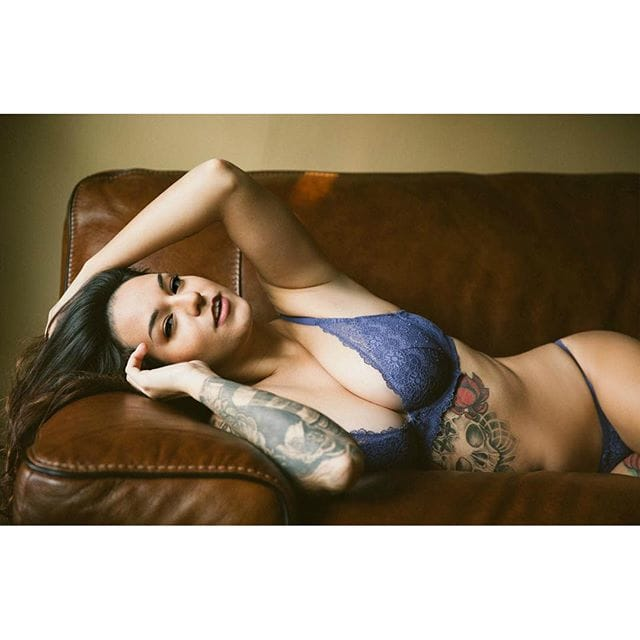 [Nsfw] Inked Babes Always Do It Better!