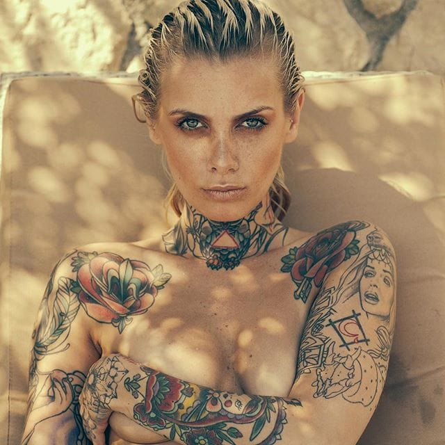 [Nsfw] These Inked Ladies Will Make You Sweat