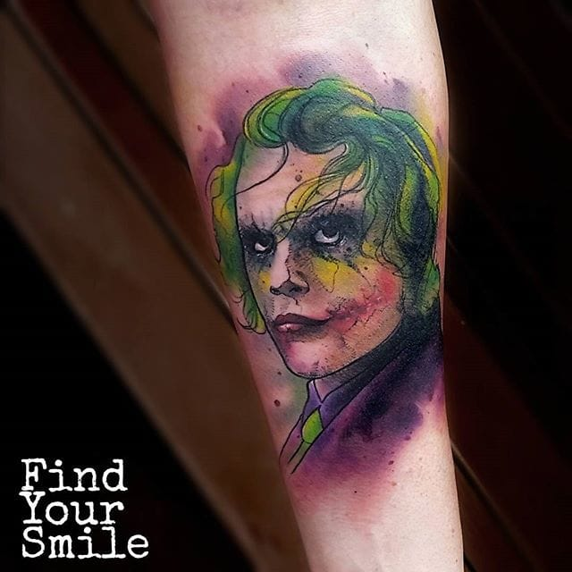 Cool Joker Piece