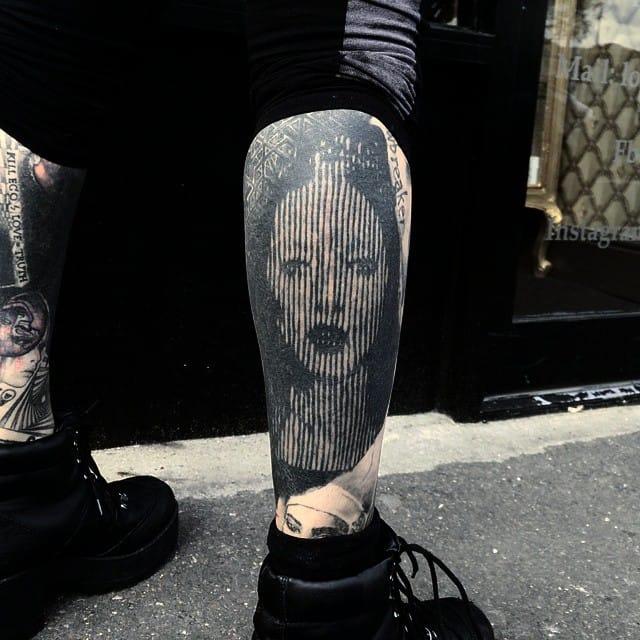 Yann Brenyak: Creating Unique Skin Carvings