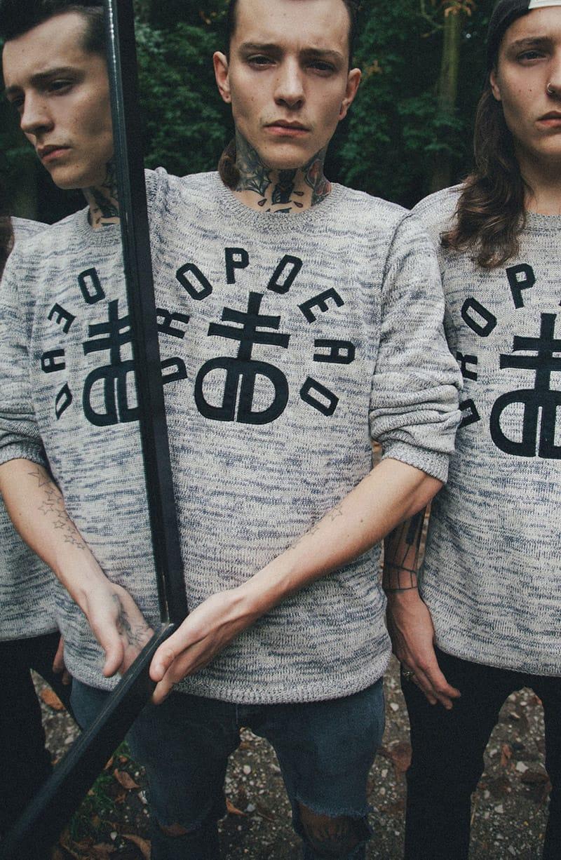 Tattooed twins, by Marie Simonova