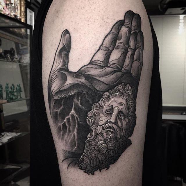Tattoo by Gara Tattooer