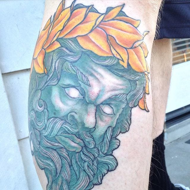 Tattoo by Kevin Nocerino