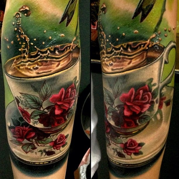 This one's insane! Another awesome piece by Nikko Hurtado.