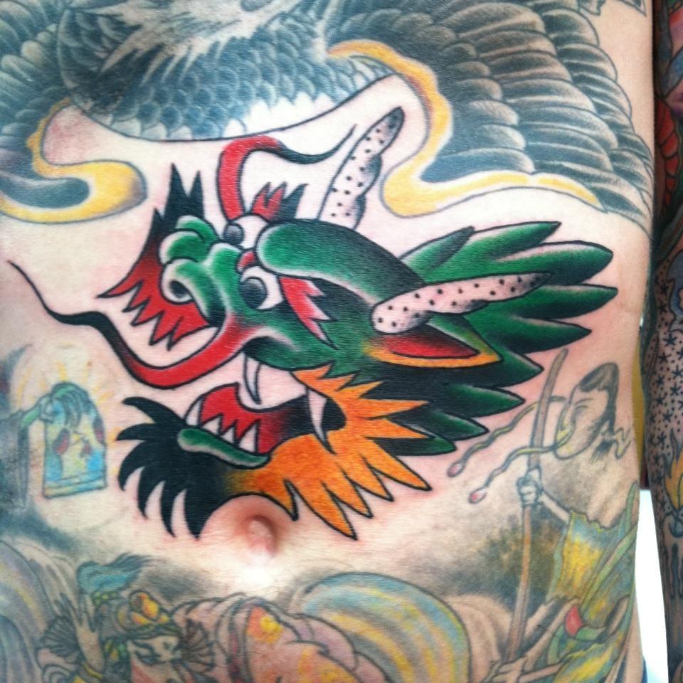 Tattoo by Topper, Philadelphia Eddie's