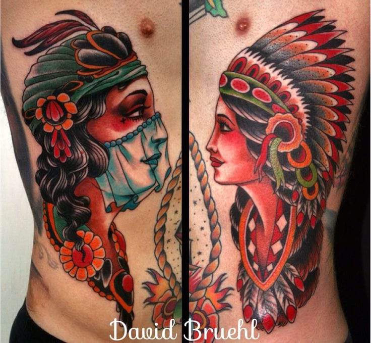 Tattoo by David Bruehl