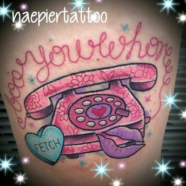 by Napier Tattoo