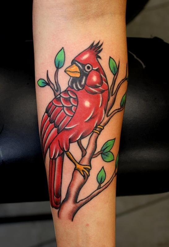 Tattoo by Myke Chambers