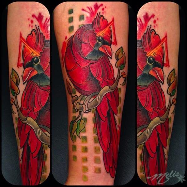 Tattoo by Melissa Fusco