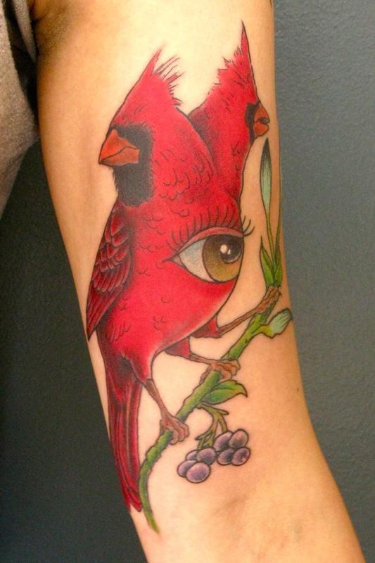 Cool tattoo idea.