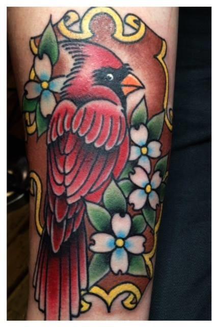 Tattoo by Ishmael