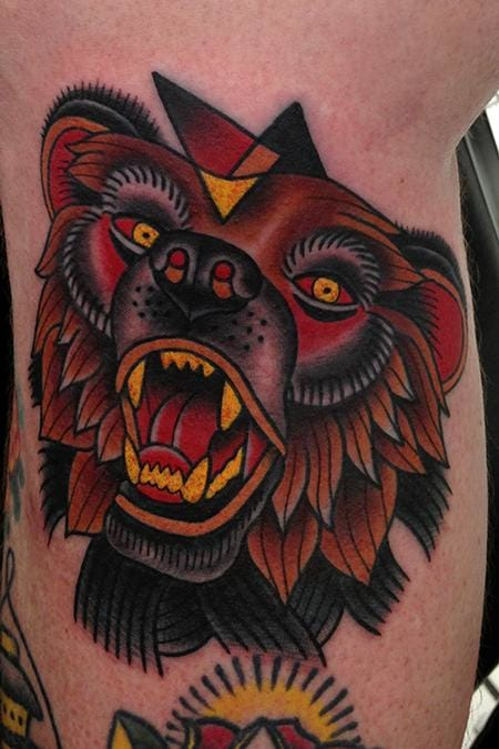 Tattoo by jonathan Montalvo