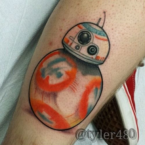 Tattoo by @tyler480