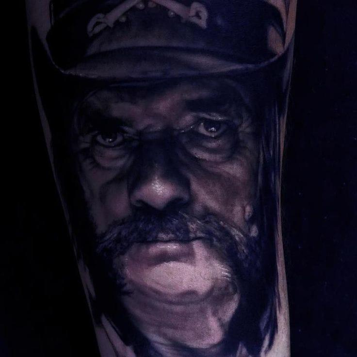 10 Stunning Portrait Tattoos By Ralf Nonnweiler