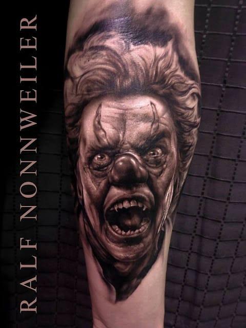 Tattoo by Ralf Nonnweiler