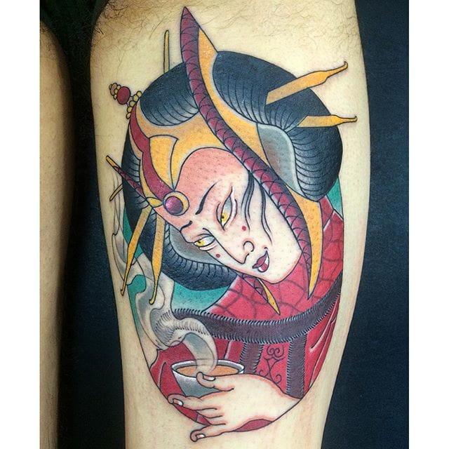 by Junior Tattoo