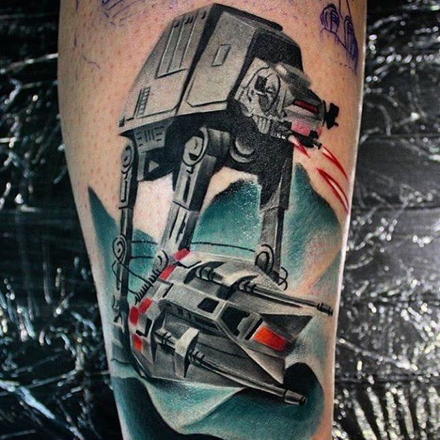 by Pablo of Double Cross Tattoo