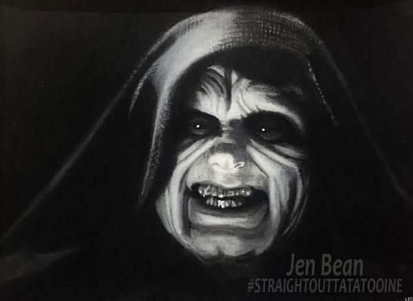 Emperor by Jen Bean