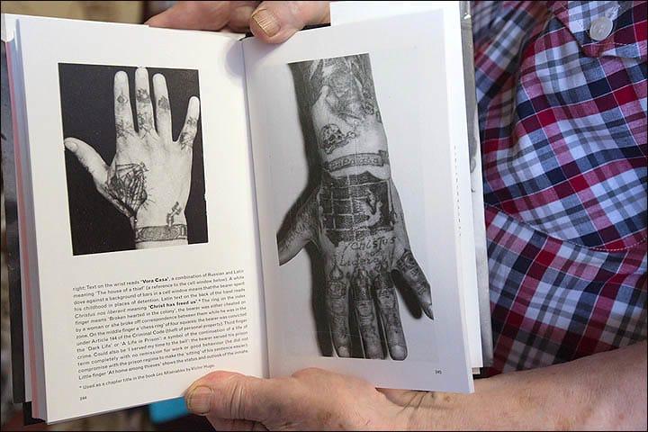 Criminal Hand Tattoos