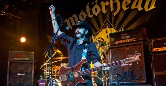 Lemmy performing December this year in Germany