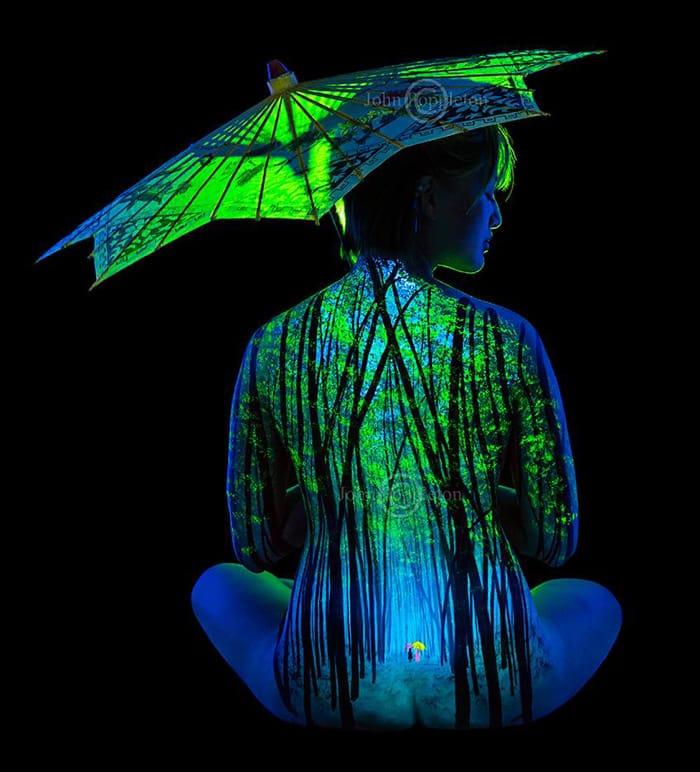 John Poppleton UV Art
