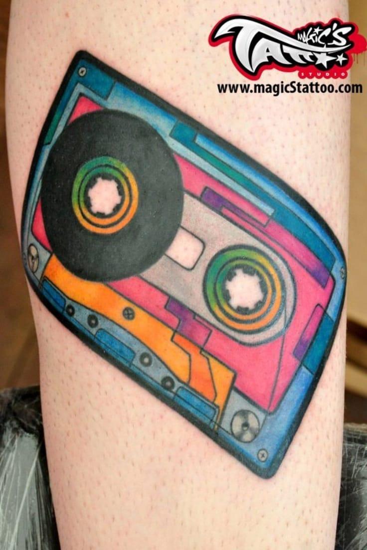 Tattoo from magicSTattoo.com