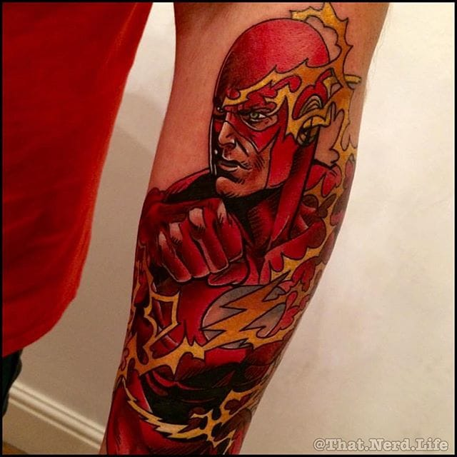 Flash Tattoo by Dane Grannon