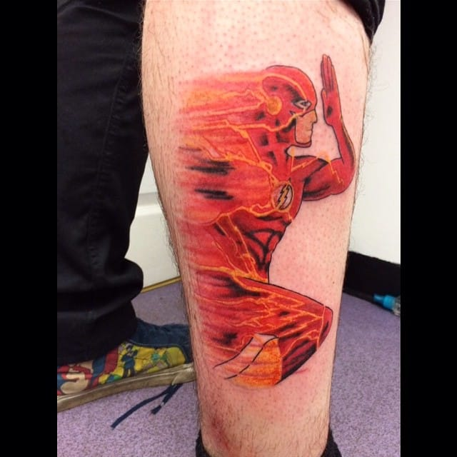 Flash Tattoo by Rachel Ritchie