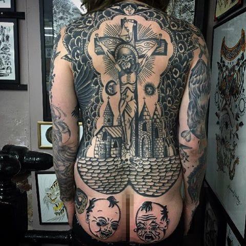 by Sway Tattooer