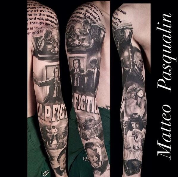 Radical Pulp Fiction sleeve.