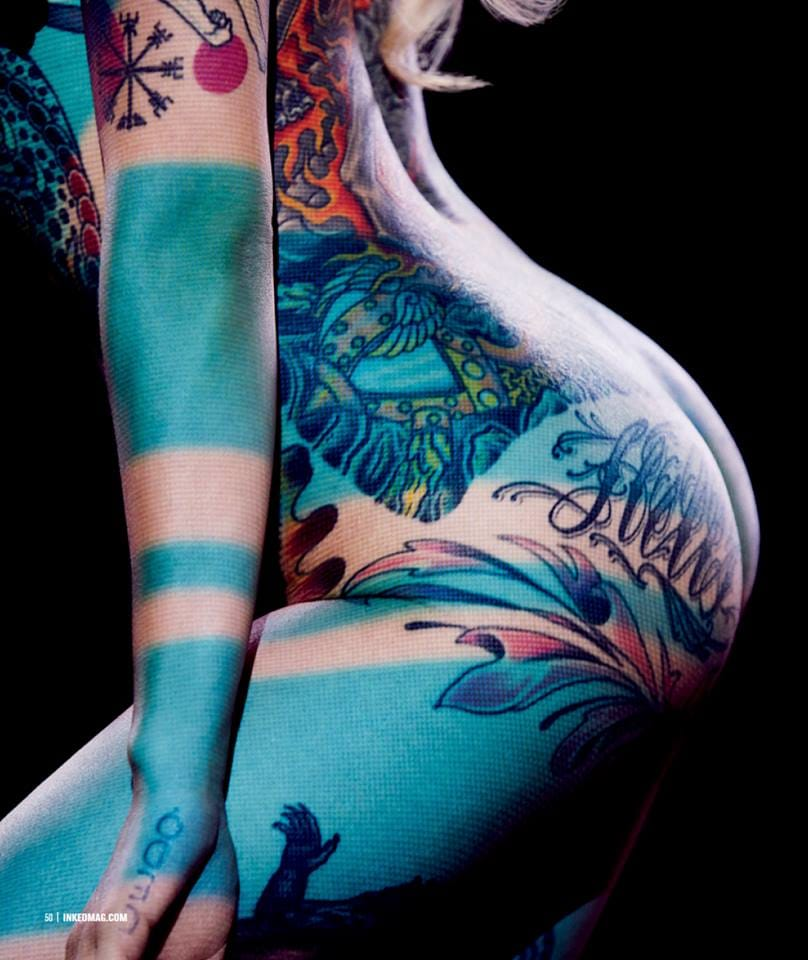 Courtesy of Inked – Rebecca Handler and Rubin 415