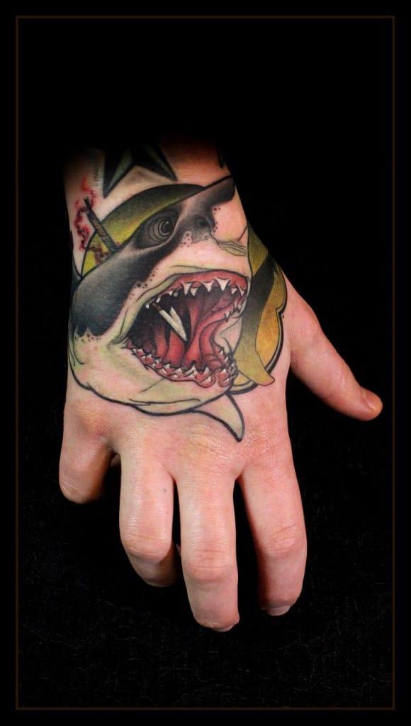Sweet Shark by Daniel Gensch