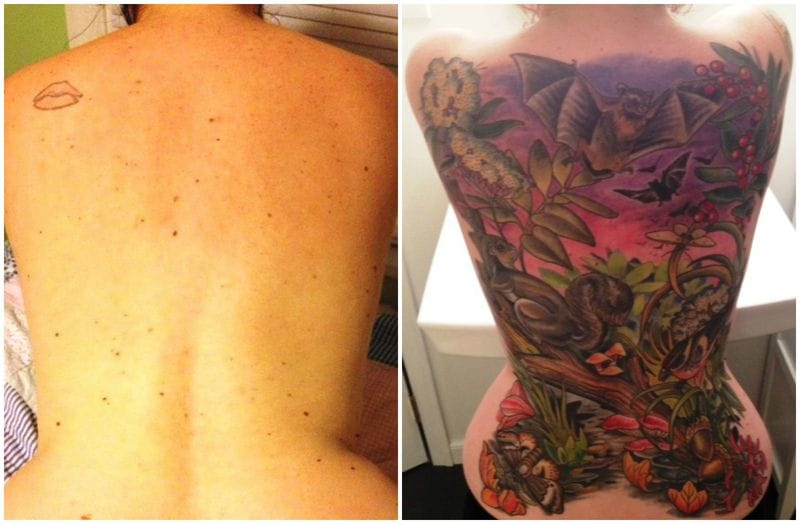 One Motherload Of A Cover Up: A Salvation Tattoo Feature