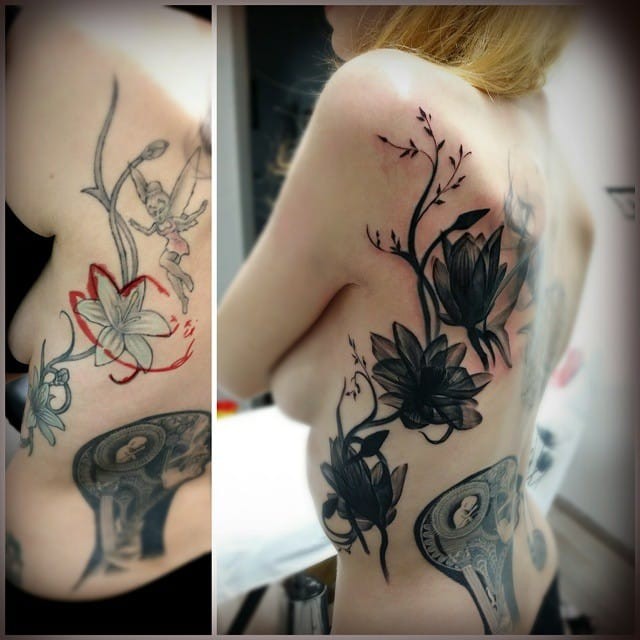 Great idea for cover ups, here by Konstanze K.