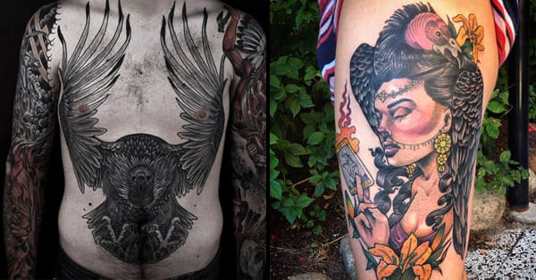 15 magisterial vulture tattoos tattoodo for Vulture tattoo meaning
