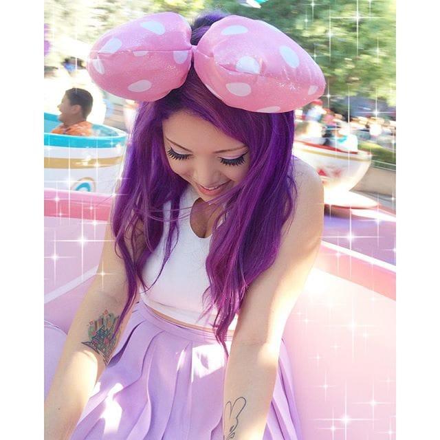 Kawaiiest Tattooed Girl, jasmineblu/Instagram