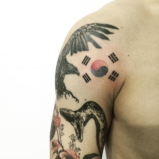 6 South Korean Tattoo Artists You Should Know