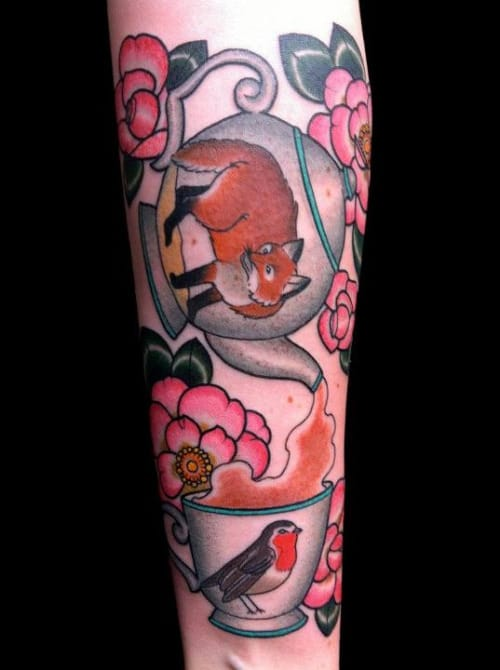 Tattoo by Inma Lasgambas