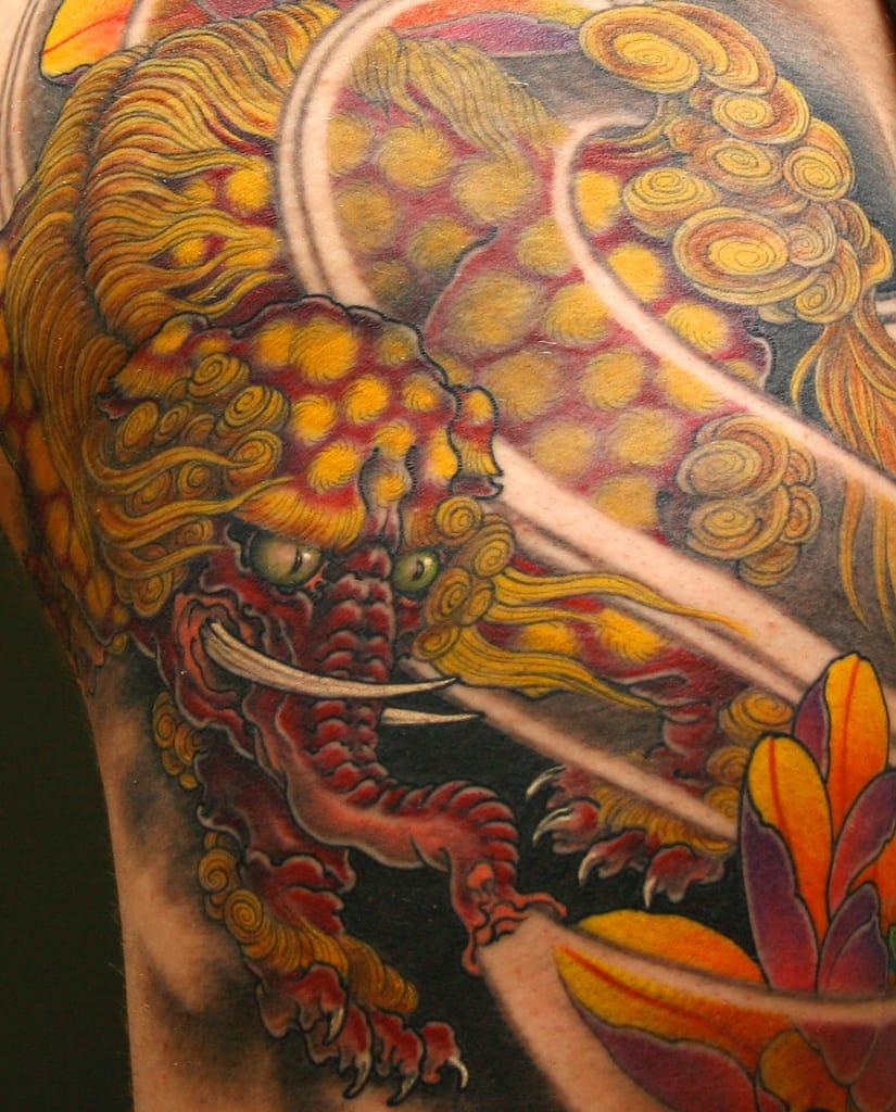 Tattoo by Shige