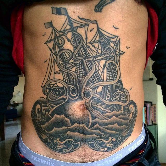 Tattoo by Deborah Necci