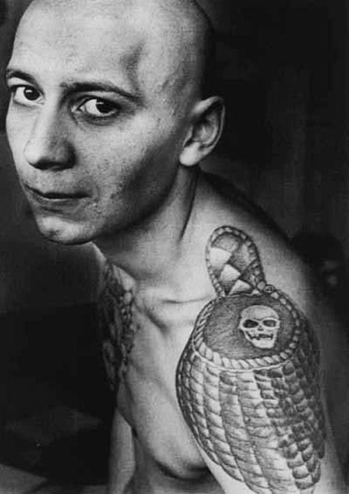 Another Russian tattoo photography.