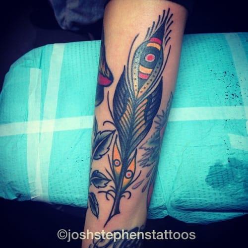 Tattoo by Josh Stephens